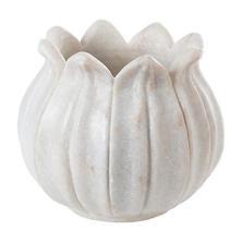 Lotus Marble Bowl
