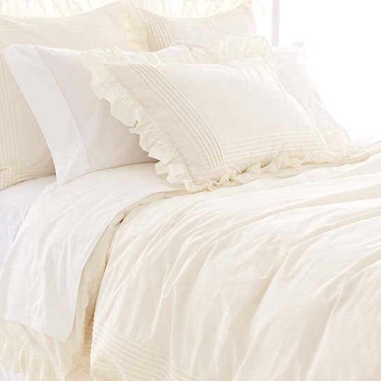 Louisa Ivory Duvet Cover