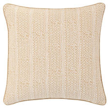 Lucia Linen Semolina Decorative Pillow