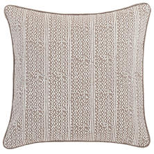 Lucia Linen Zinc Decorative Pillow