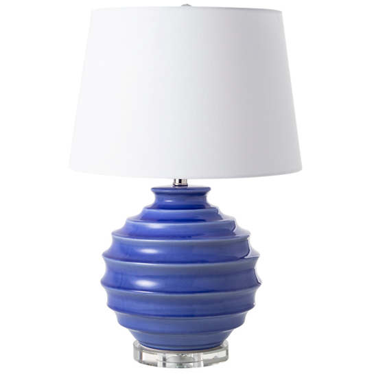 Lucy Blue Table Lamp