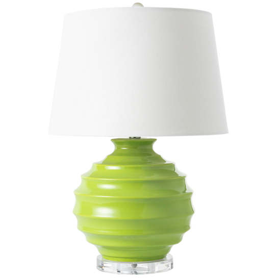 Lucy Green Table Lamp