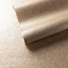 Luster Taupe Grasscloth Wallpaper