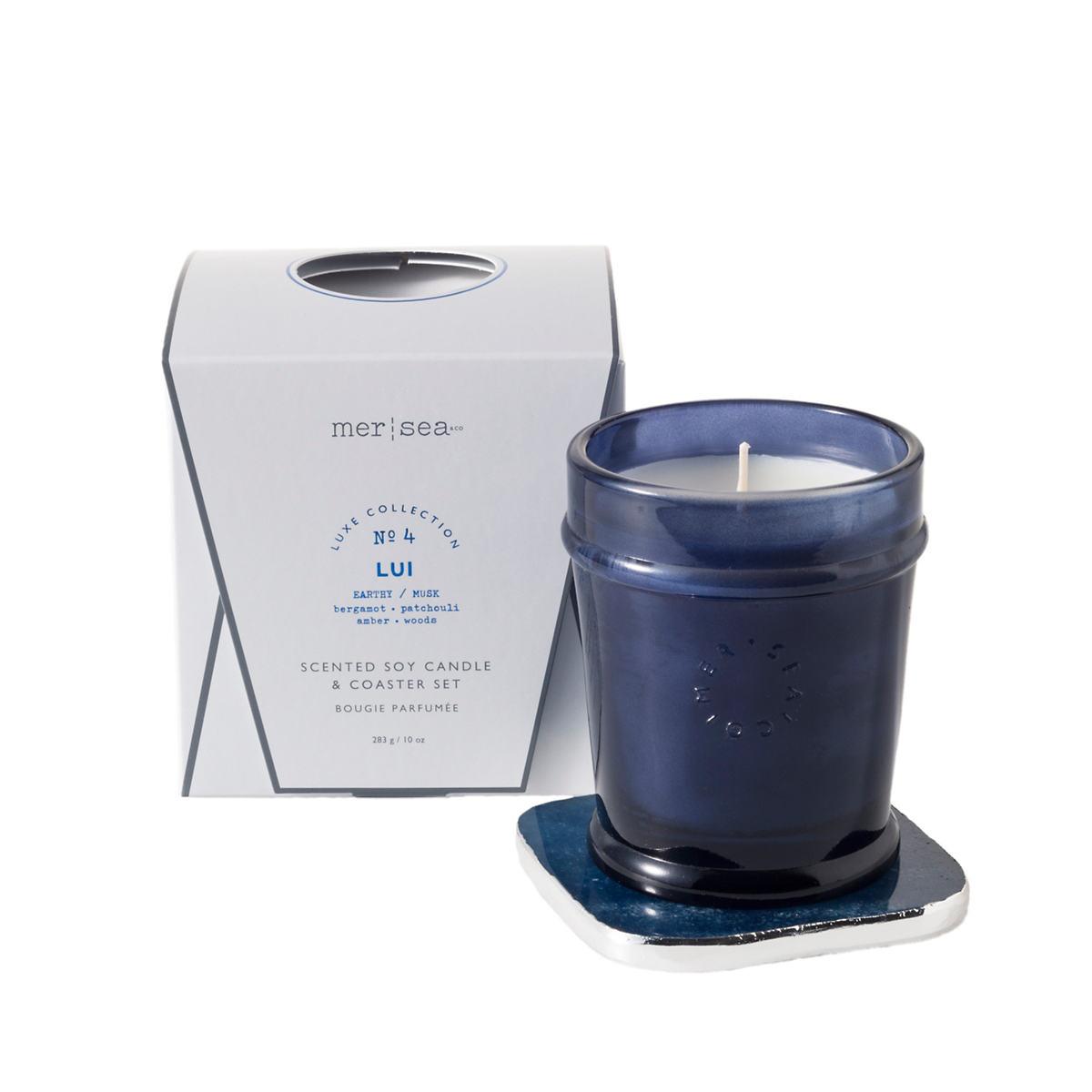 Luxe Quartz Lui Candle