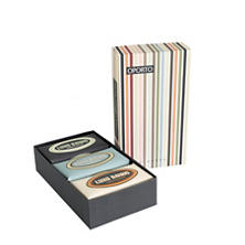 Luxo Oporto Soap Gift Box/Set Of 3