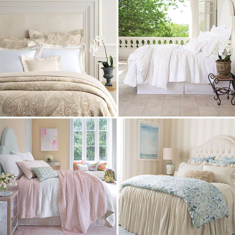 Duvet Coverlet Quilt Header