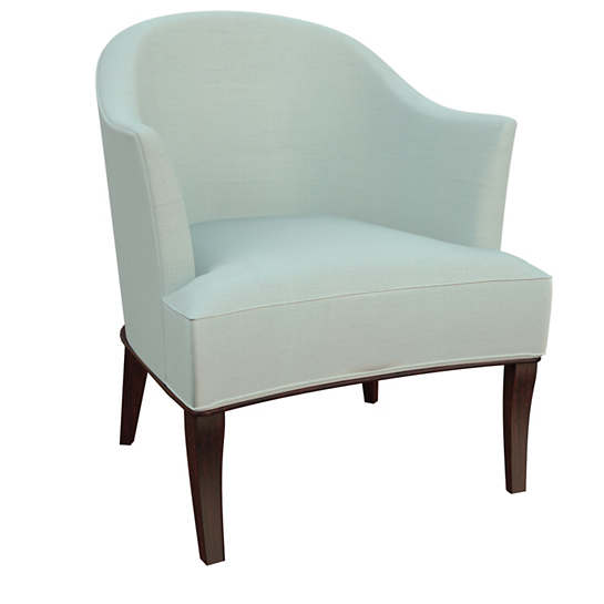 Estate Linen Powder Blue Lyon Chair