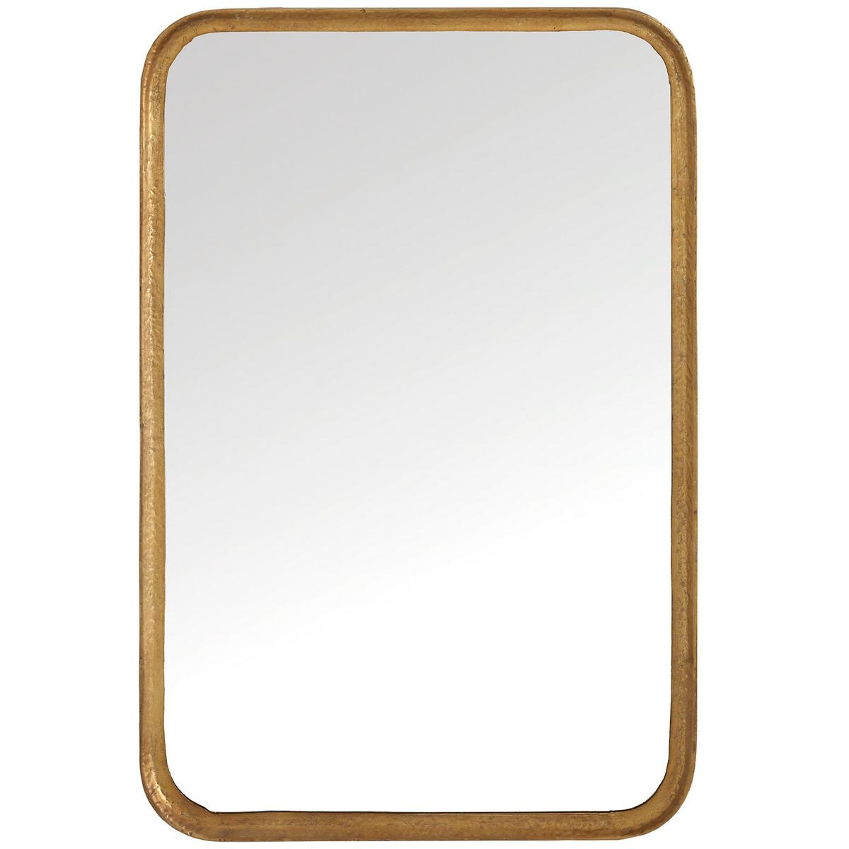 Benton Gold Mirror
