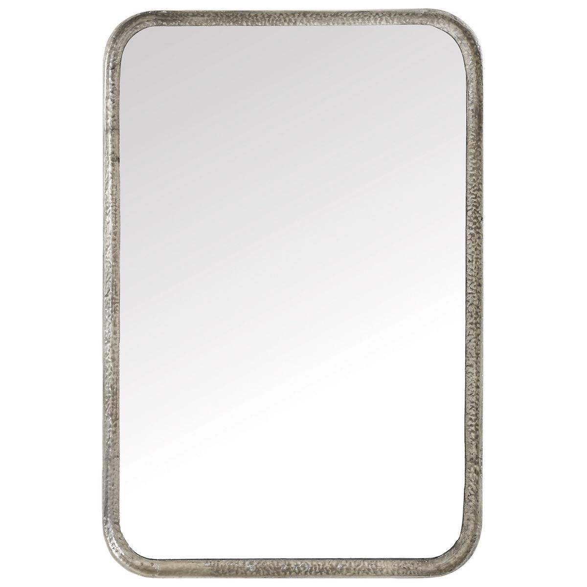 Benton Silver Mirror