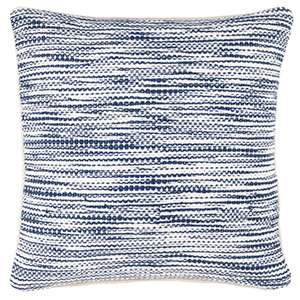 Tideline Navy Decorative Pillow