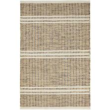 Malta Natural Woven Wool Rug