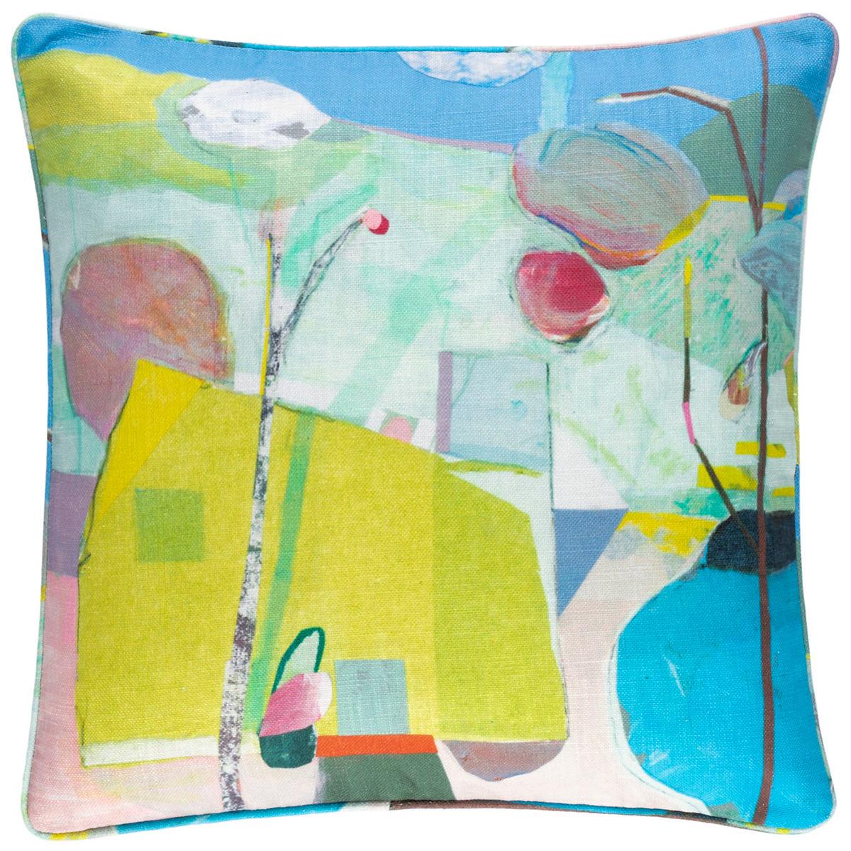 Mapleton Drive Indoor/Outdoor Decorative Pillow