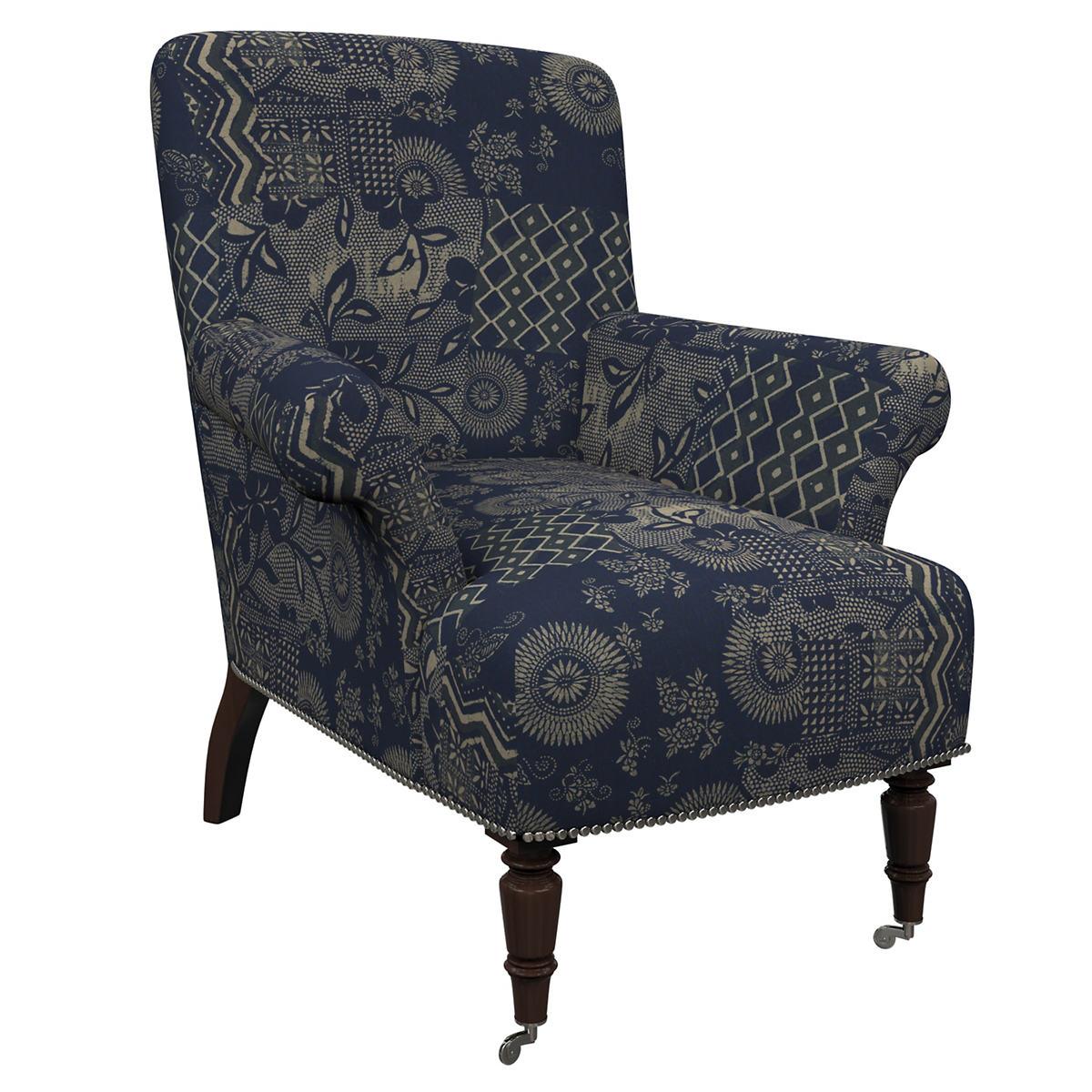 Marianna Linen Barrington Chair