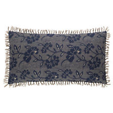 Marianna Linen Floral Decorative Pillow