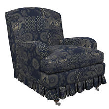 Marianna Linen Ellis Chair