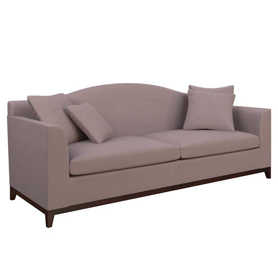 Weathered Linen Heather Marseille Sofa