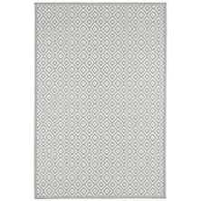 Marshall Grey Indoor/Outdoor Custom Rug