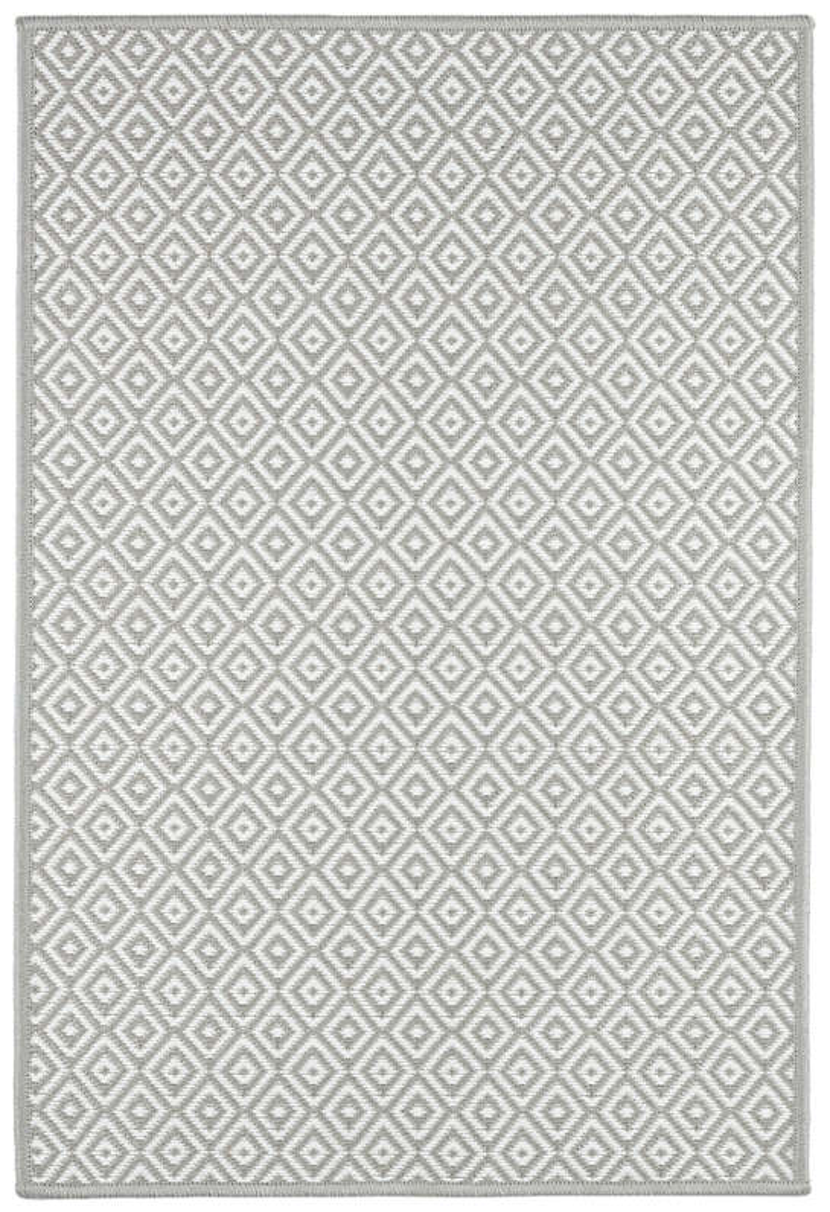 Marshall Grey Indoor/Outdoor Custom Rug