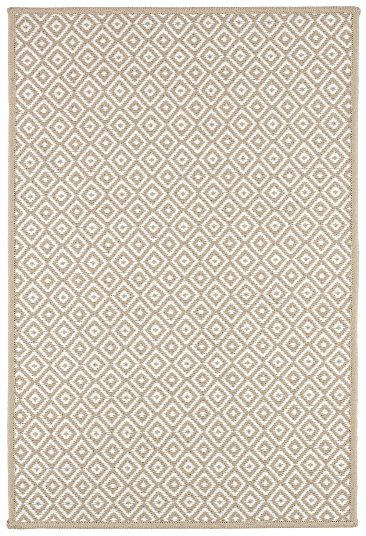 Marshall Wheat Indoor/Outdoor Custom Rug