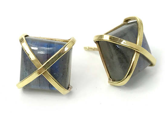 Martin Labradorite Earrings