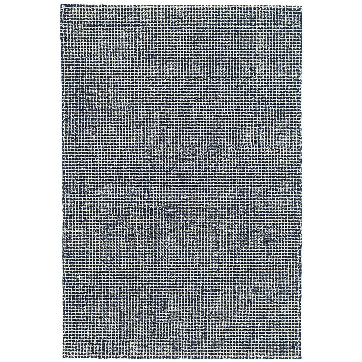 Matrix Ink Wool Tufted Rug