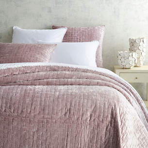 Velvet Bedding Quilts Shams Pillows Annie Selke