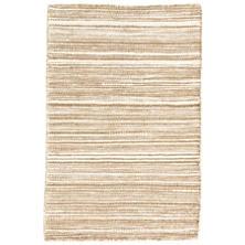 Melange Natural Linen Woven Rug