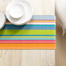 Mellie Stripe Table Runner