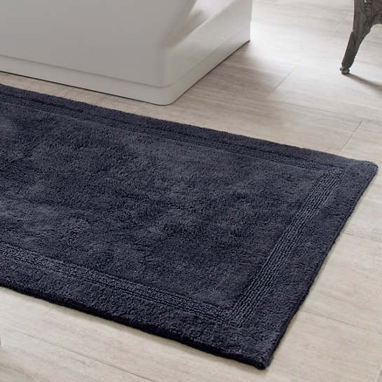 Signature Midnight Bath Rug
