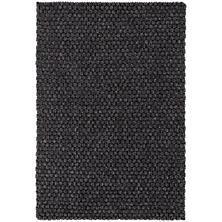 Mingled Rope Black/Ivory Indoor/Outdoor Rug
