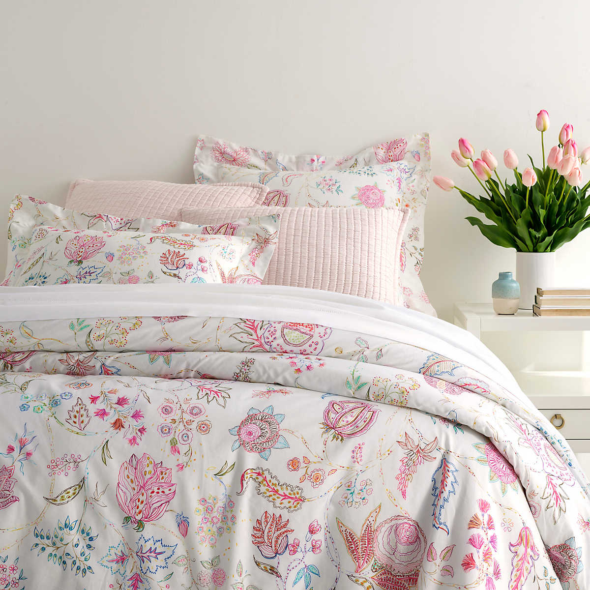 Mirabelle Duvet Cover Pine Cone Hill