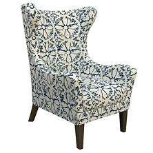 Aylin Linen Mirage Smoke Chair