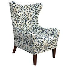 Aylin Linen Mirage Tobacco Chair