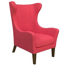 Estate Linen Azalea Mirage Smoke Chair