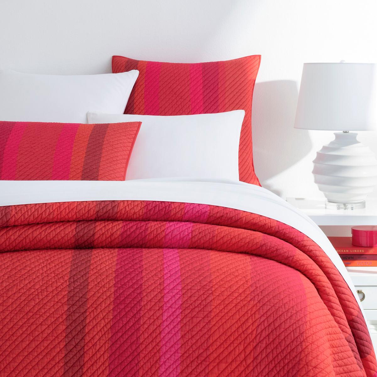 Mod Stripe  Quilt