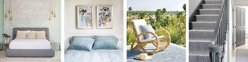 Bedding, Decor, Furniture, Rugs