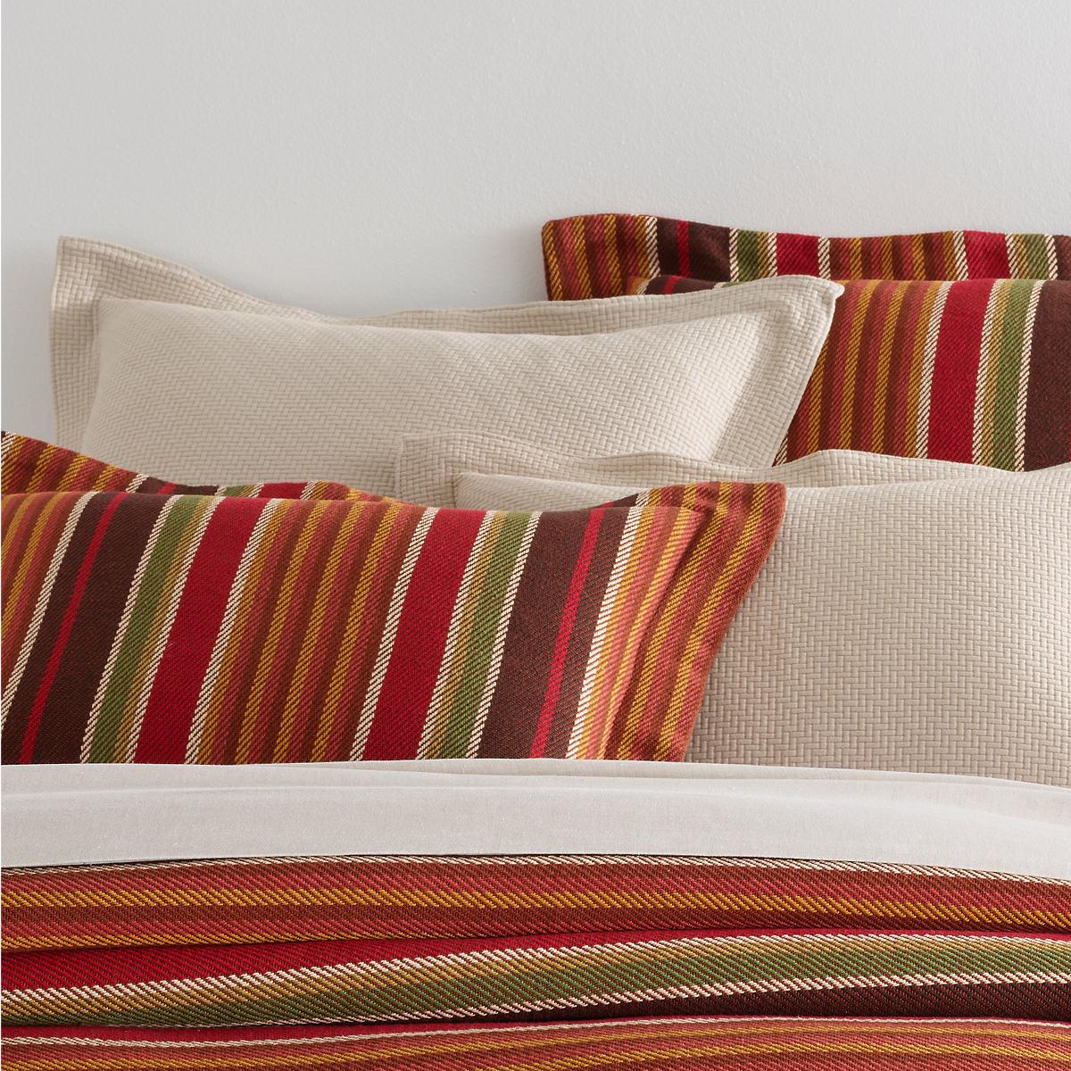 Montana Stripe Blanket Sham