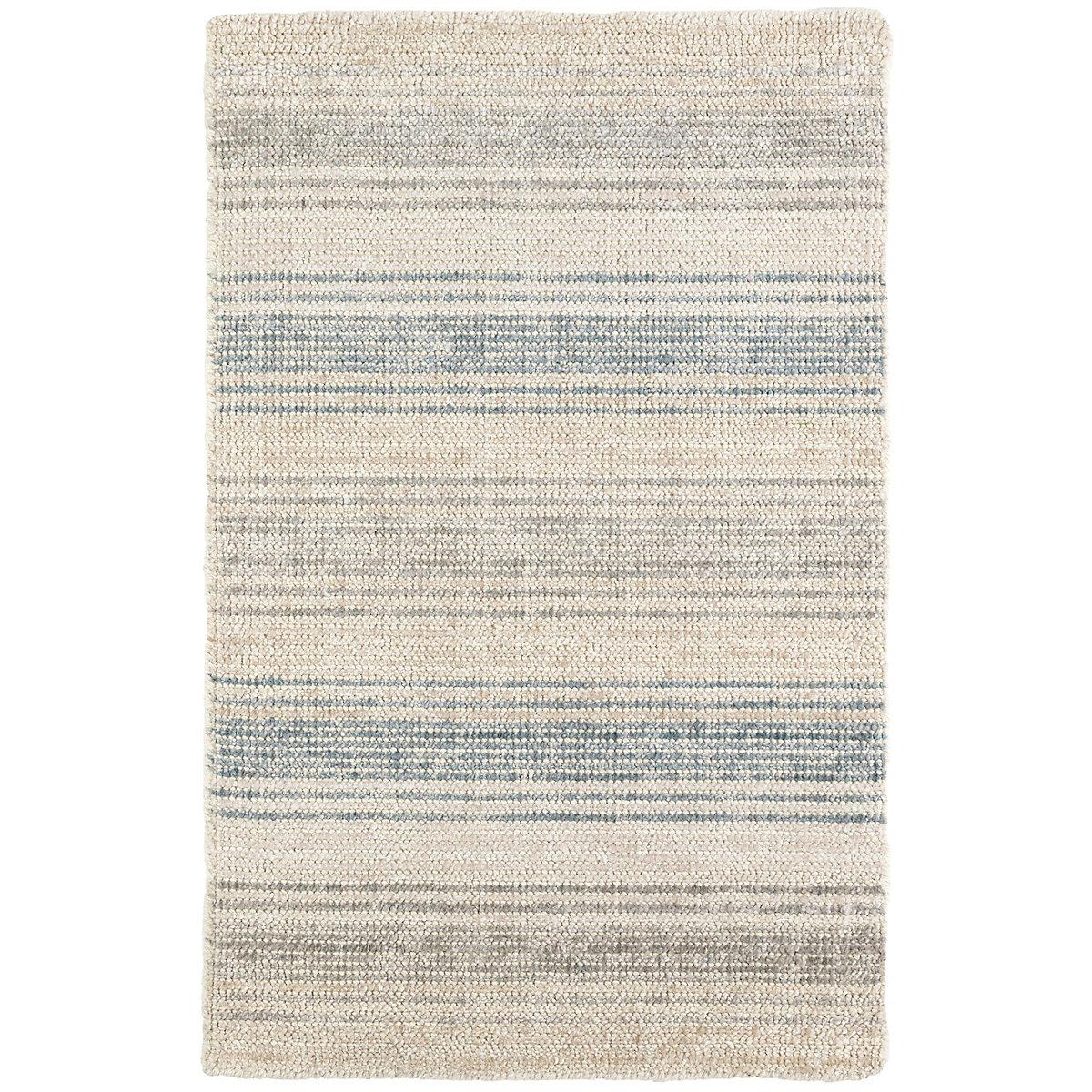 Moonshine woven cotton viscose rug dash albert for Dash and albert blankets