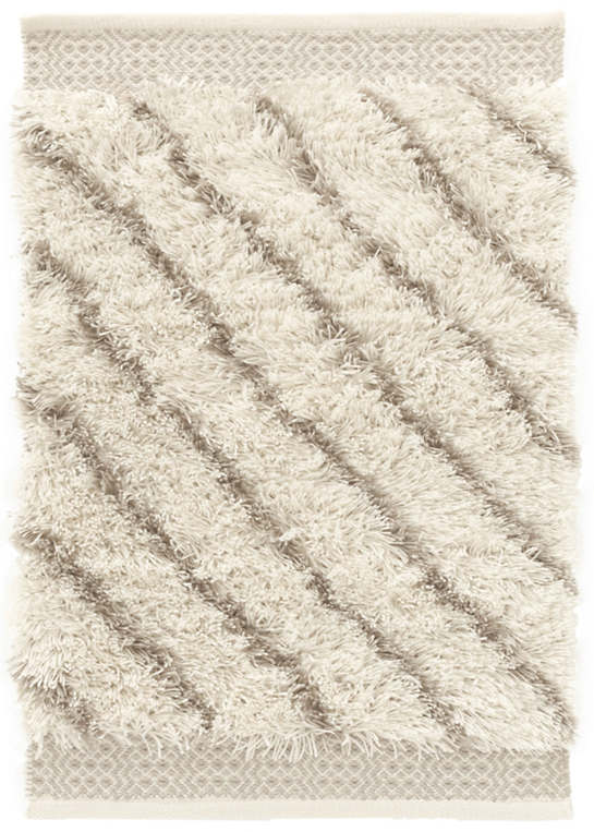 Moroccan Lines Grey Indoor/Outdoor Rug