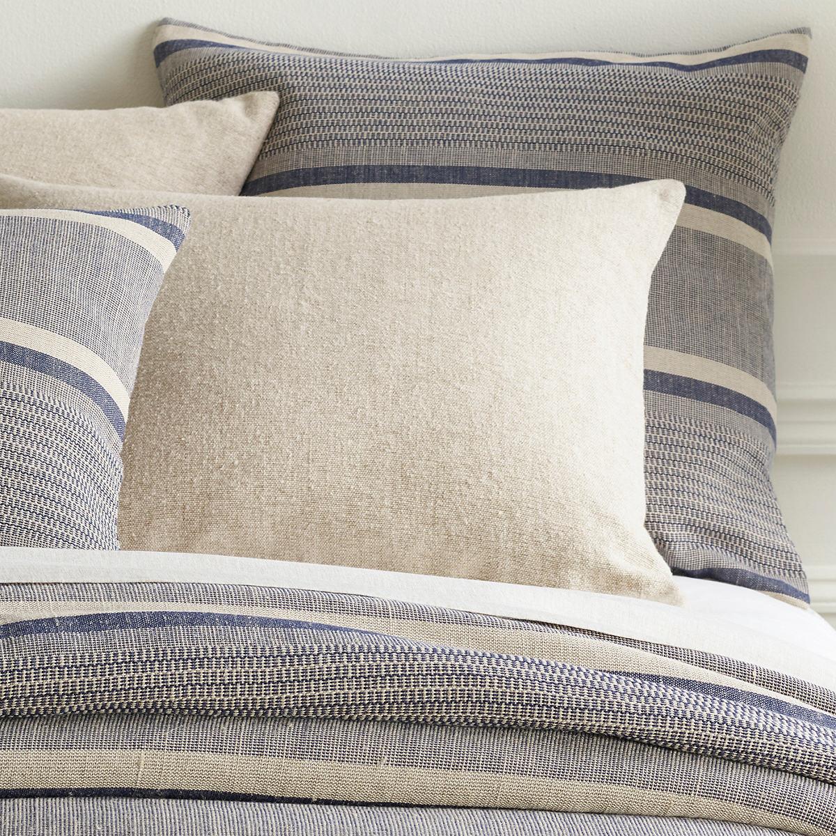 Morocco Linen Indigo Pillowsham