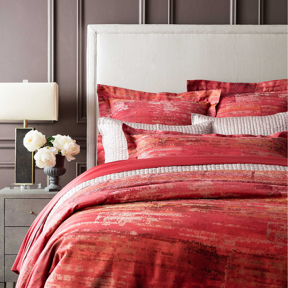 Mosaic Valenza Duvet Cover The Outlet