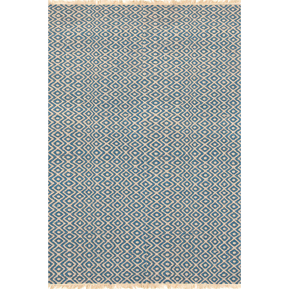 Mosi Indigo Indoor Outdoor Rug