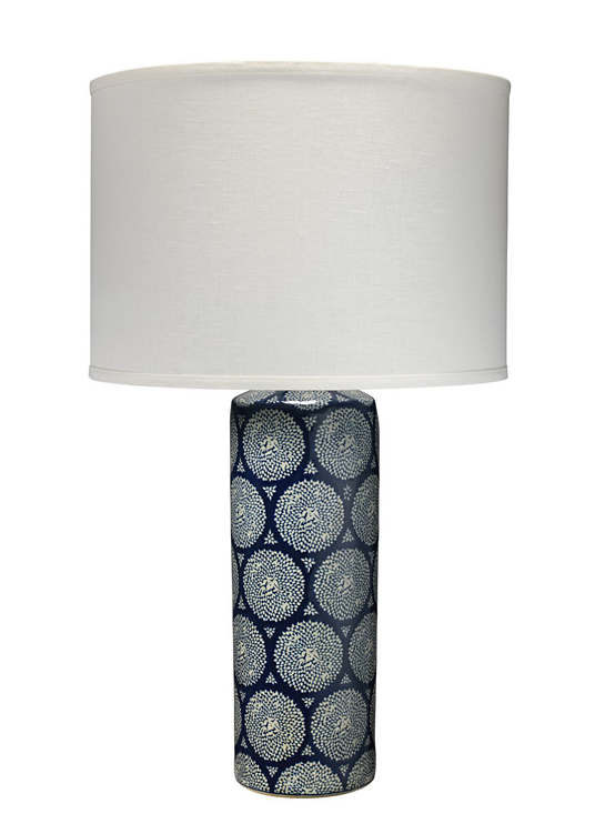Neera Blue Table Lamp