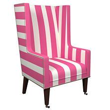Alex Fuchsia Neo-Wing Chair
