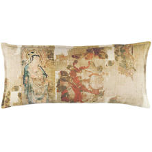 Nepal Linen Decorative Pillow
