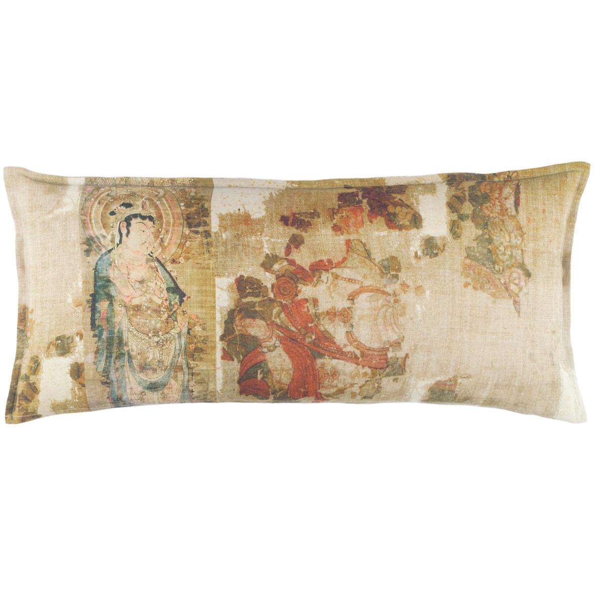 Nepal Linen Decorative Pillow
