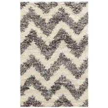 Neutra Grey Woven Wool Rug