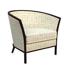 Nicholson Grey Bijou Chair