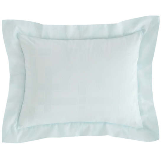Nodo Pearl Blue Decorative Pillow