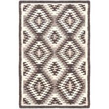 Nordic Kilim Wool Woven Rug
